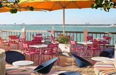 miami beach bayside grill at the standard